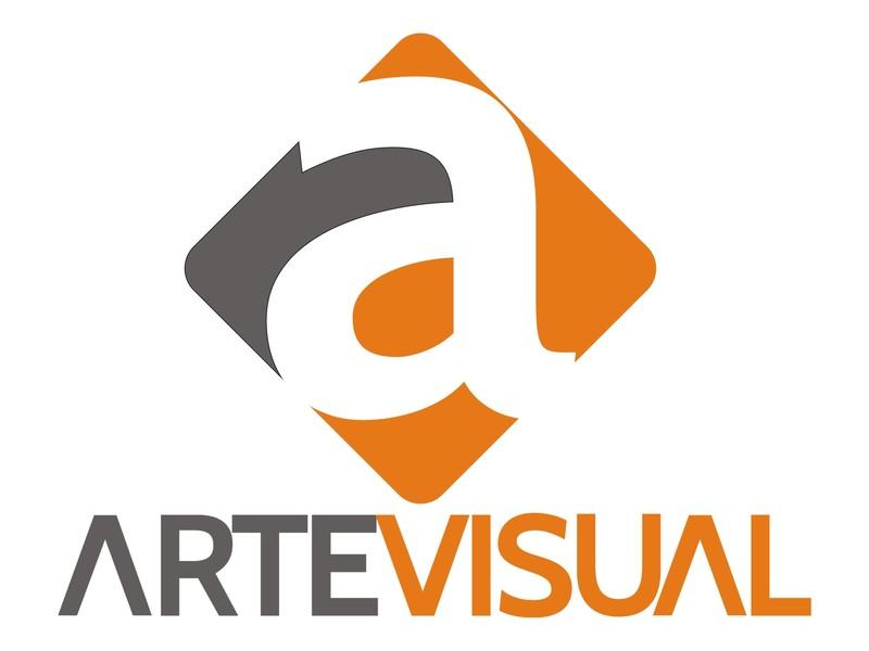 Grande arte visual logo